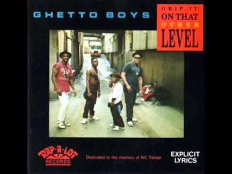 the truth behind the Geto Boys split