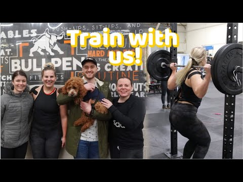 Crossfit Training  in England!    Train with Us & Discovering England