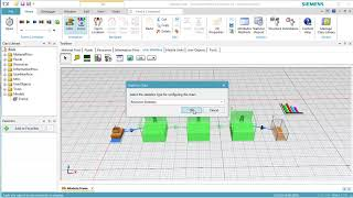 Plant Simulation: Creating a Simple Model