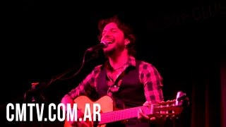 Manuel Carrasco - Yo quiero vivir (En vivo)