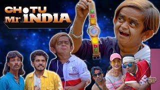 CHOTU DADA Ki Mr INDIA Jadui Ghadi   छोटू दादा मिस्टर इंडिया   Khandeshi Chottu Dada Comedy 2020