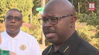 Sheriff updates on man shooting, killing 3 young males in masks at his home