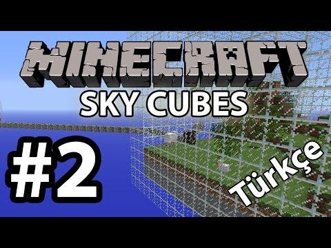 Minecraft: Sky Cubes #2   Türkçe