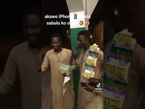 Download Akawo iphone mubada omo ko chocolate