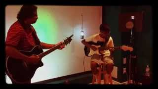 Vaada Maappilley song - Live Guitar Cover by Shayan ft. Kumaran