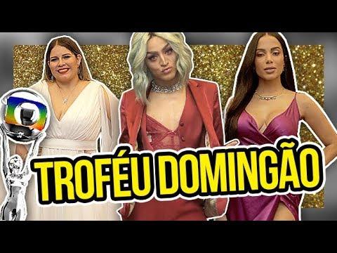 OS PIORES LOOKS DO TROFÉU DOMINGÃO   Diva Depressão