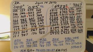 PICK 4 SECRETS IN A WORKOUT/LOTTERY DETECTIVE  216