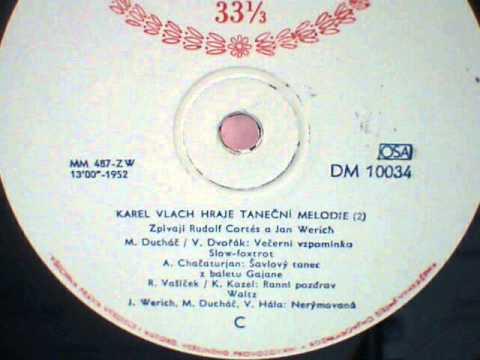 Karel Vlach hraje taneční melodie  2