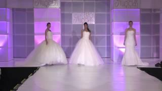 Expo Nupcias pasarela vestidos de novia por Royal Bride