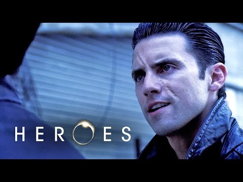 Future Claire Kills Future Peter // Heroes S03 E04 - I Am Become Death