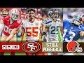NFL Free Agency 2019 Day 2 | Chiefs OLB Dee Ford To 49ers, Re-sign Kyle Nelson. OBJ To The Browns