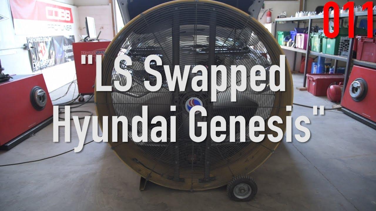 LS Swapped Hyundai Genesis | Daily Tune 011
