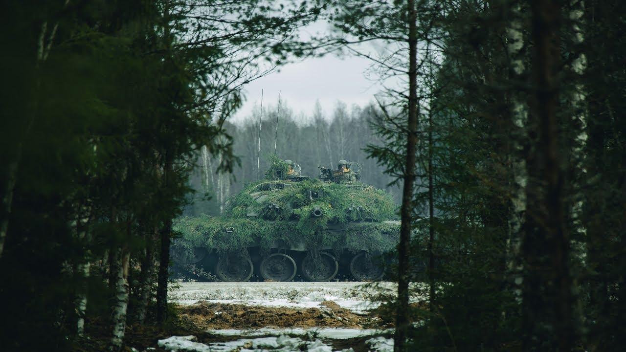 Värske NATO lahingugrupp harjutas Scoutspataljoniga sõjapidamist eesti tingimustes
