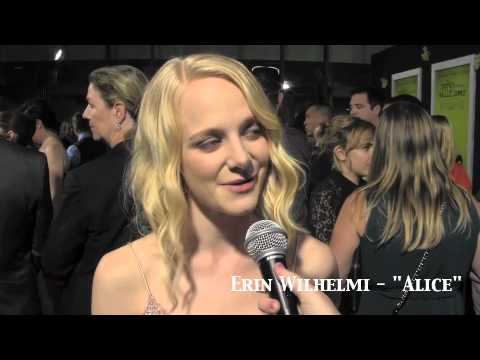 Erin Wilhelmi Talks Playing Alice in 'The Perks of Being a Wallflower'