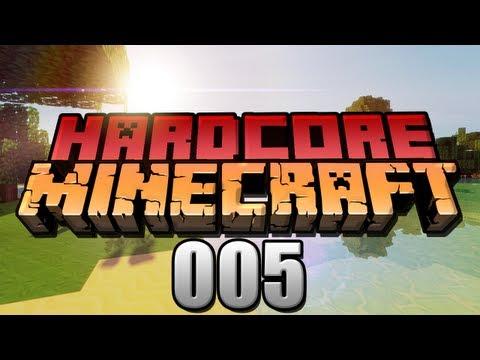 ÜBERFALL VON INNEN! PANIK! - Minecraft Hardcore #005