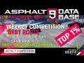 Download Asphalt 9: Weekly Competition - City by the Bay Best Route Top 1%