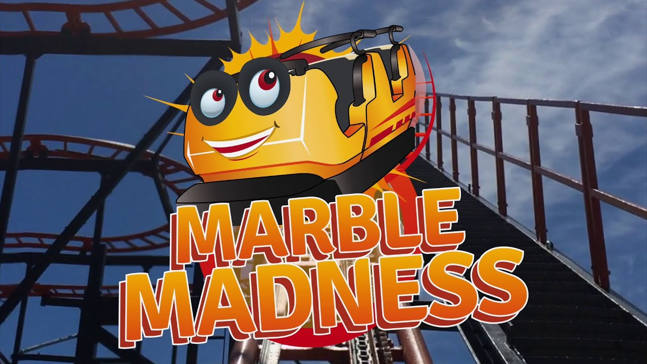 Marble Madness Pov At Pleasurewood Hills Youtube