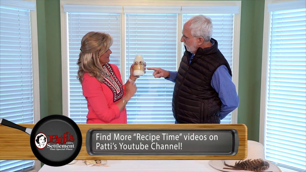Ann and dan make patti s most famous sawdust pie youtube