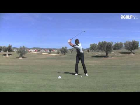 Golf Tips tv: Toe up to Toe up