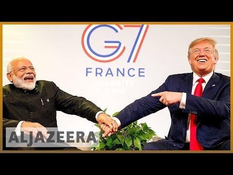 Analysis: Modi meets Trump on sidelines of G7 summit