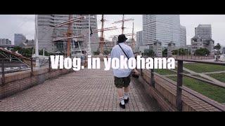 【Vlog】DJI Pocket2 4K動画 『横浜みなとみらい』