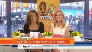 Hoda Kotb Says She Has a Landing Strip Down There on Today Show