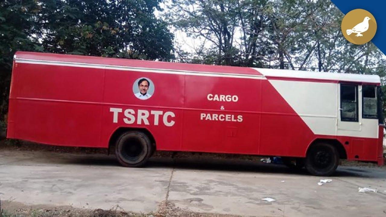 TSRTC Door To Door Delivery Of Parcels