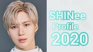 "SHINee Profile 2020 ""All Members"""
