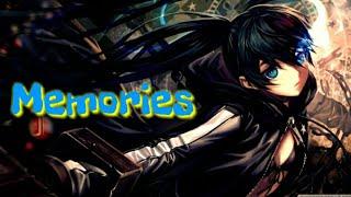 [Nightcore] Memories - J.Fla (Cover) Lyrics 🎵