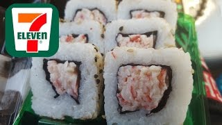 7-Eleven Sushi Review - CarBS