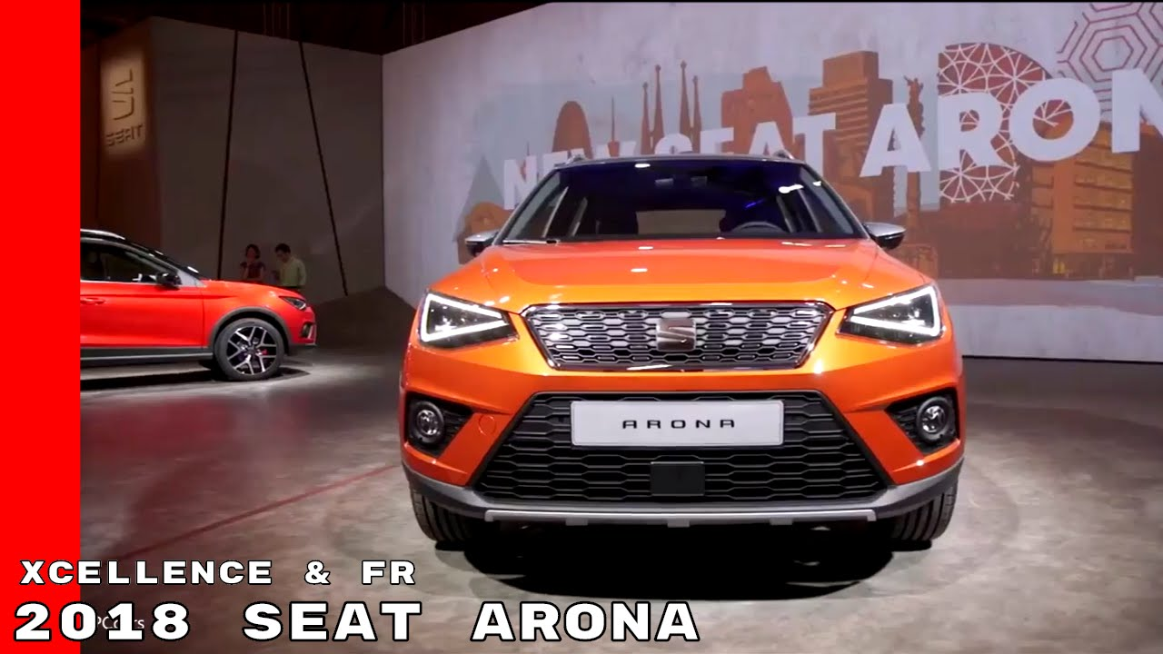 2018 seat arona xcellence fr interior and exterior youtube. Black Bedroom Furniture Sets. Home Design Ideas