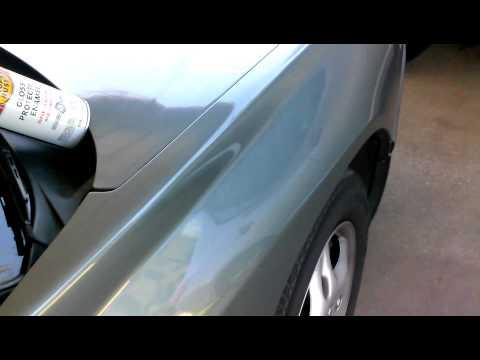 2004 Impala: Painting My Dash 1