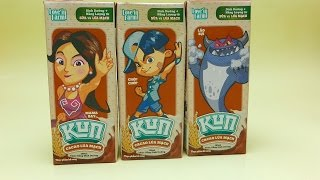 Cool School Milk for Kids from Vietnam