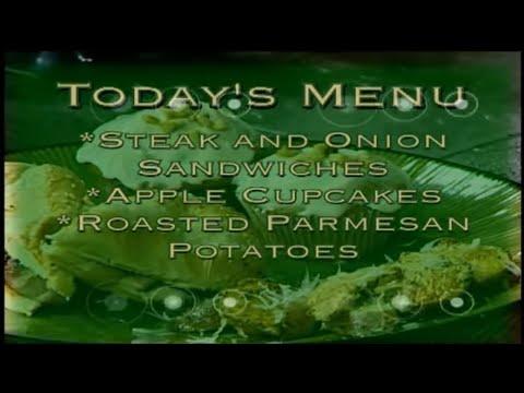 Everyday Manna with Lisa Smith: Steak & Onion Sandwiches