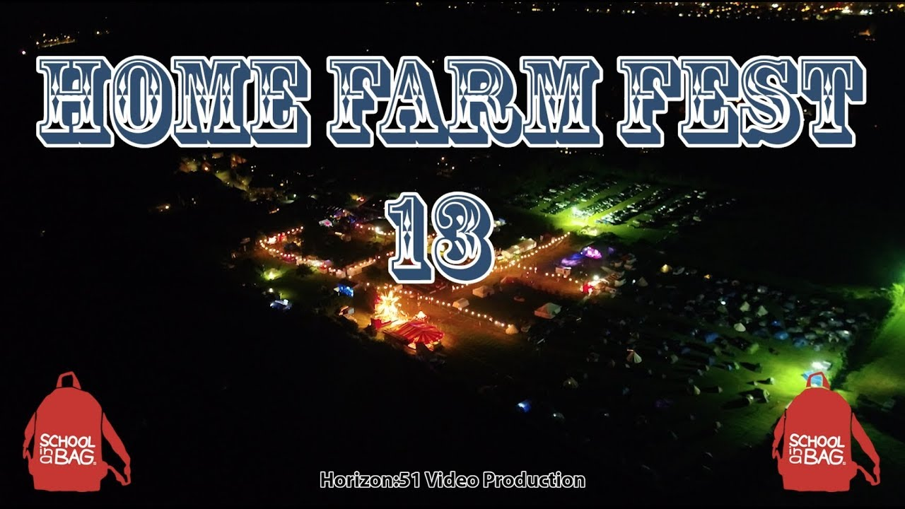 Home Farm Fest 15 (2020) - School in a Bag