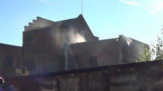 Fire at the Old Tatton Cinema, Gatley