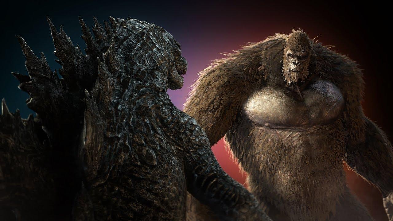 [SFM] Godzilla vs Kong: Finish the Fight
