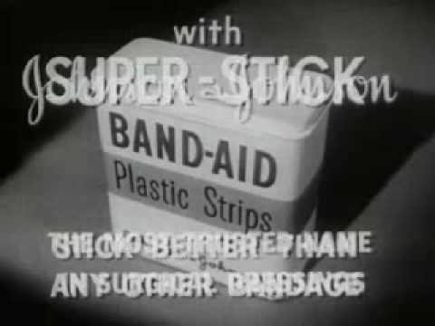 Vintage TV Commercials from the 1940's & 50's (7+ ads)