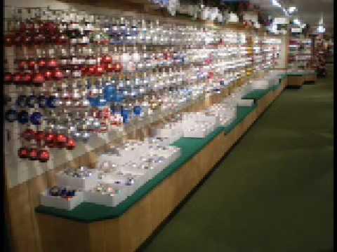 Bronner's Christmas Store - YouTube