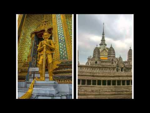 The Grand Palace / Большой Королевский дворец в Бангкоке