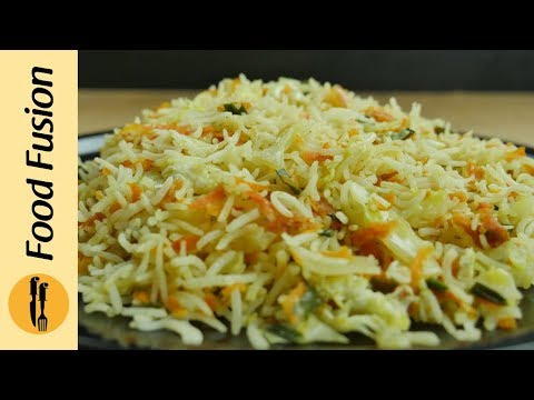 Fried Rice Recipe  By Food Fusion