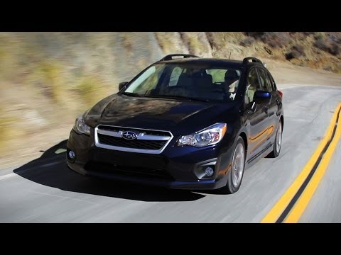 Subaru Impreza Review (Entry Hatches Pt. 1)  -- Everyday Driver