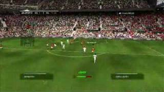 GameSpot Review: FIFA Soccer 09 (PS3)