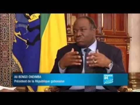 Interview de Ali BONGO, Président du Gabon