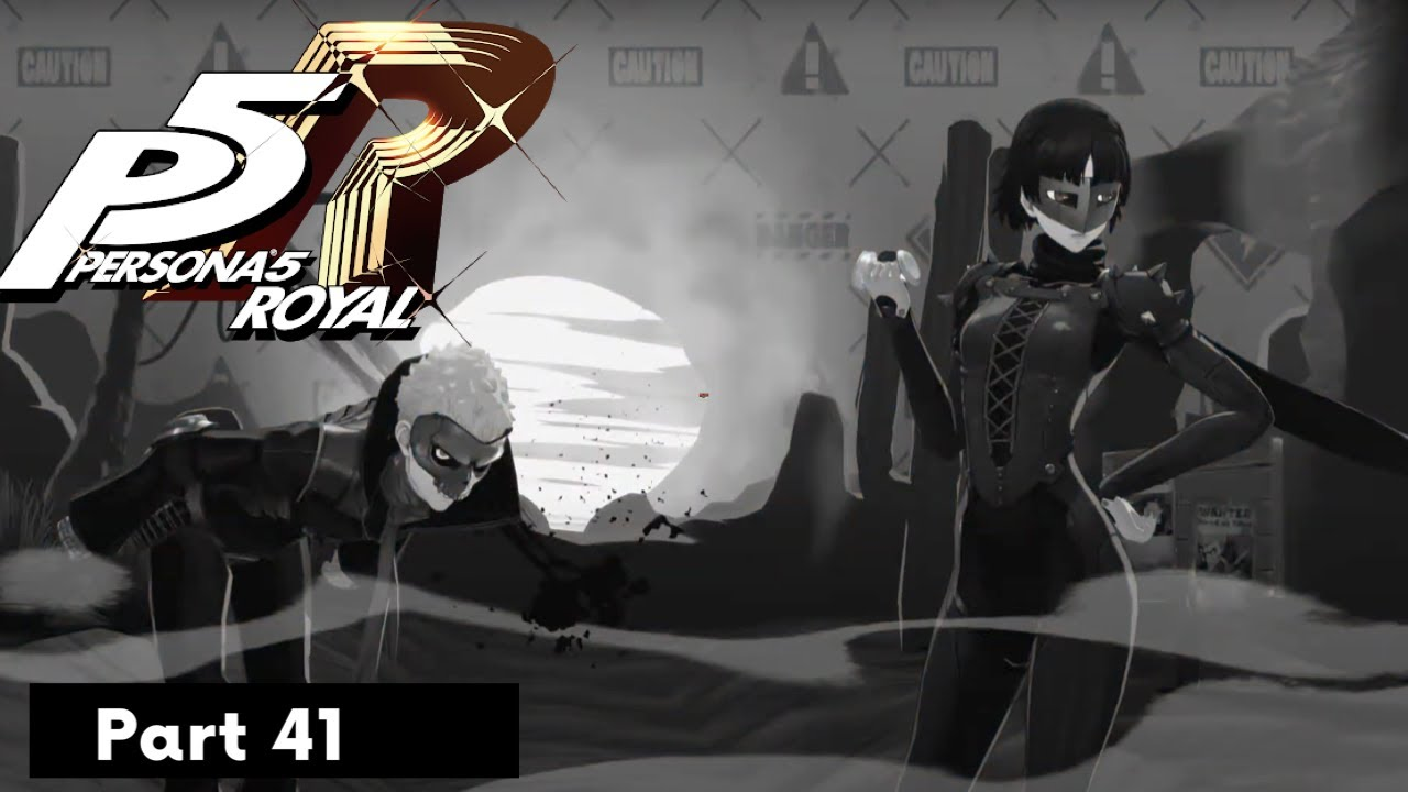 Persona 5 Royal Ps4 Part 41 Youtube Persona 5 —guide and walkthrough. youtube