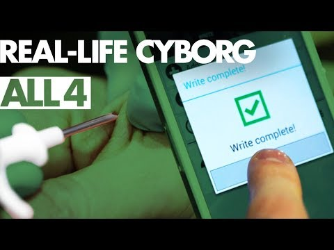 Become A Real-Life Cyborg With Microchipping | Body Mods