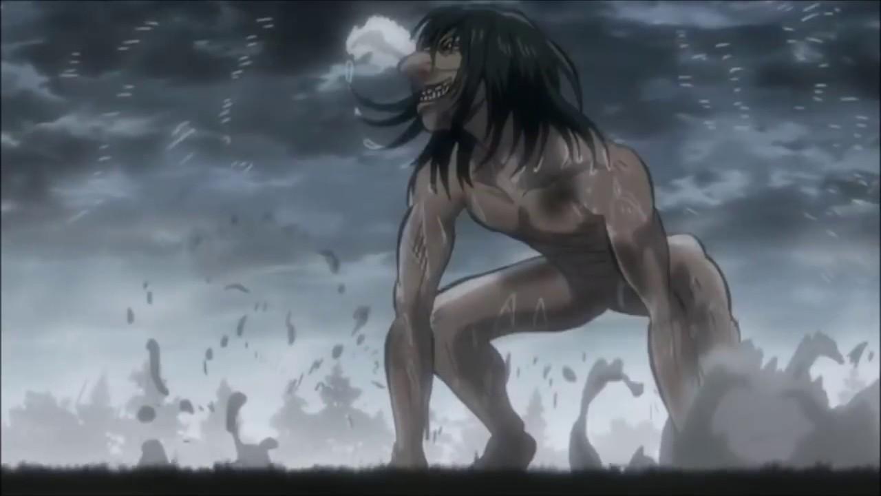 Levi Vs Abnormal titan - YouTube