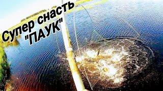 Рыбалка на карася! Карась на паук! Солим рыбу не отходя от кассы! Рыбалка 2020!