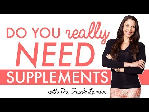 Do you really need cleanses & supplements? with Dr. Frank Lipman - BEXLIFE