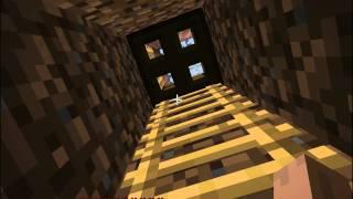My minecraft house!  Part 1!